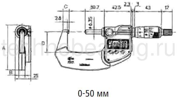 395 схема 1 Микрометры