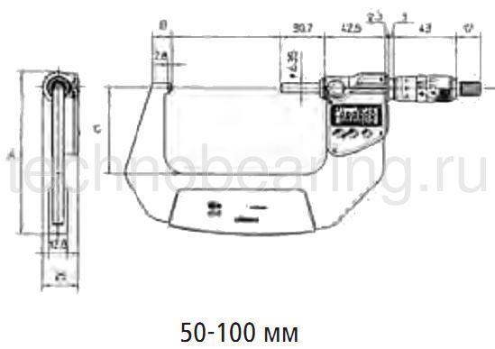 схема 1 Микрометры для